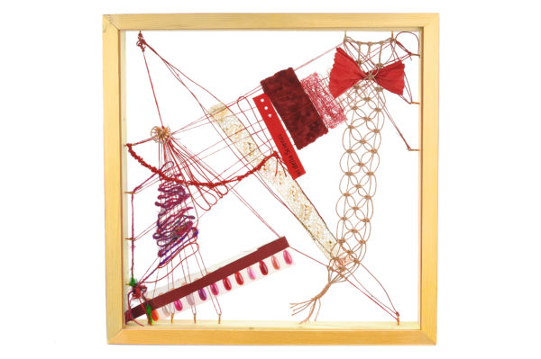 La signora in rosso, a Genova